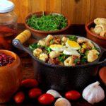 cardápio de comida mineira para marmitex
