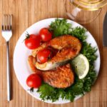 marmita com peixe