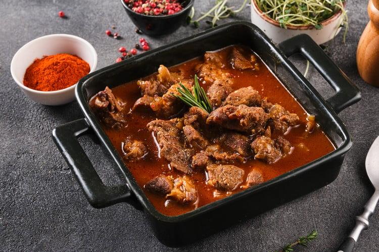 picadinho de carne para marmita