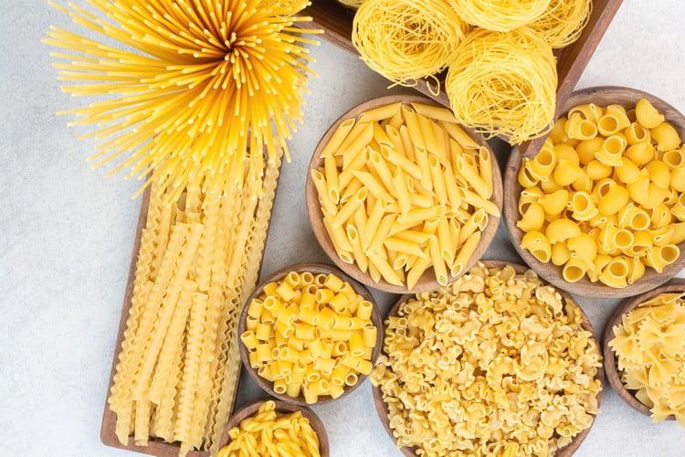 quantas marmitex faz com um pacote de macarrão